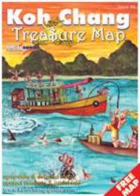 Koh Chang Treasure Map
