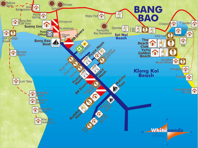 Bang Bao map