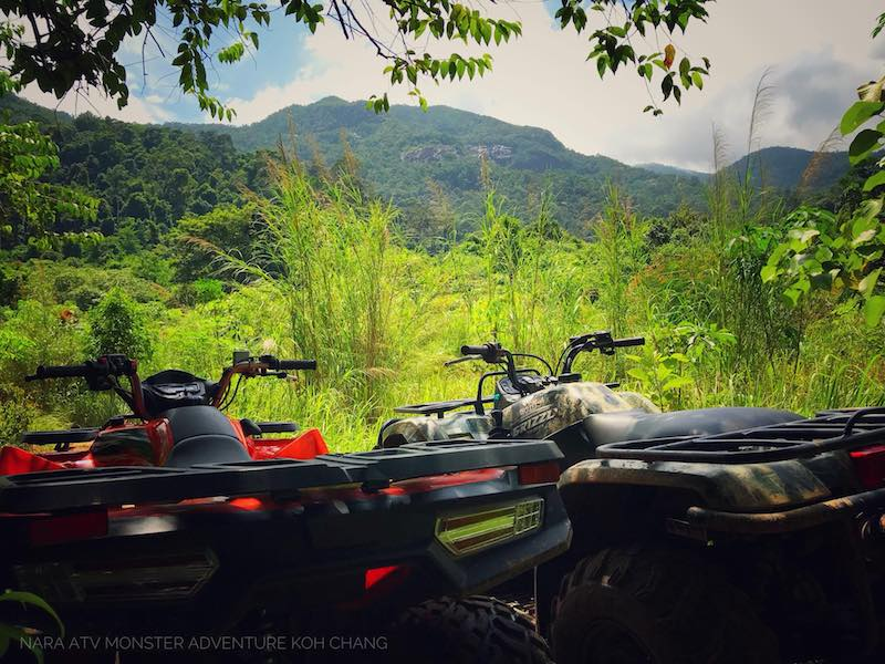 ATV Monster Adventure