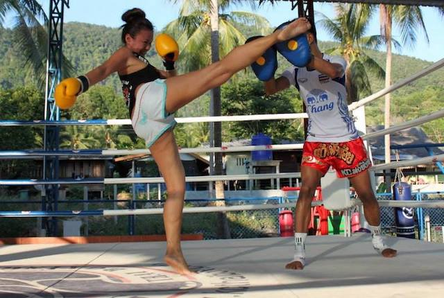 Koh Chang Thai Boxing Camp