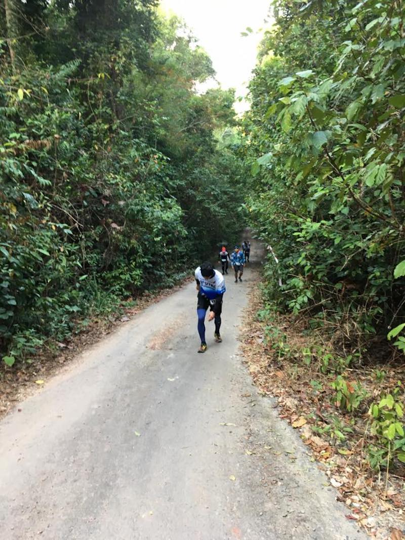 Ultra-Trail Unseen Koh Chang - 13 km