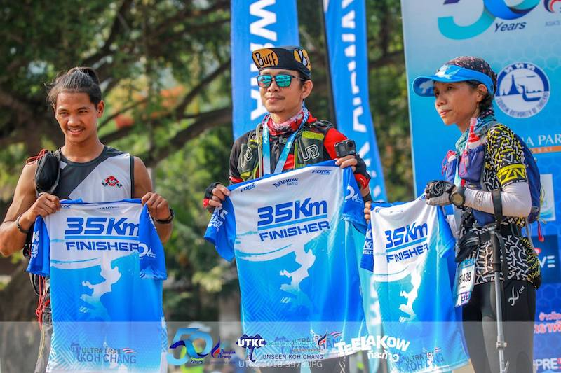 Ultra-Trail Unseen Koh Chang 2018