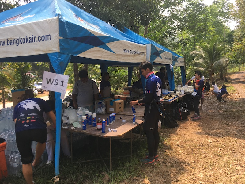 Ultra-Trail Unseen Koh Chang - Water stations