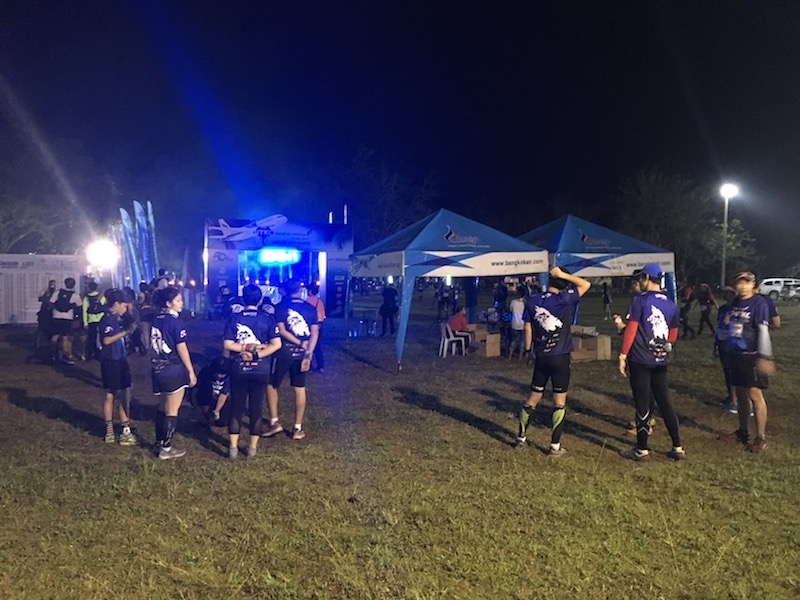 Ultra-Trail Unseen Koh Chang - Day 2 in the morning